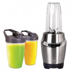 Hochleistungs-Smoothie-Mixer Edelstahl smooth 220