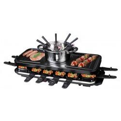 12 er Raclette -/Fondue Kombi RG-F 12