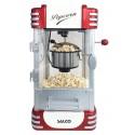 Popcornmaschine mit integriertem Heizsystem und Rührwerk