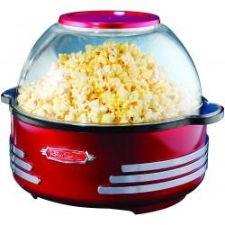 Popcornmaschine Familie für süßes oder salziges Popcorn geeignet