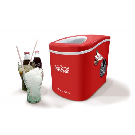 Salco Coca-Cola Eiswürfelmaschine